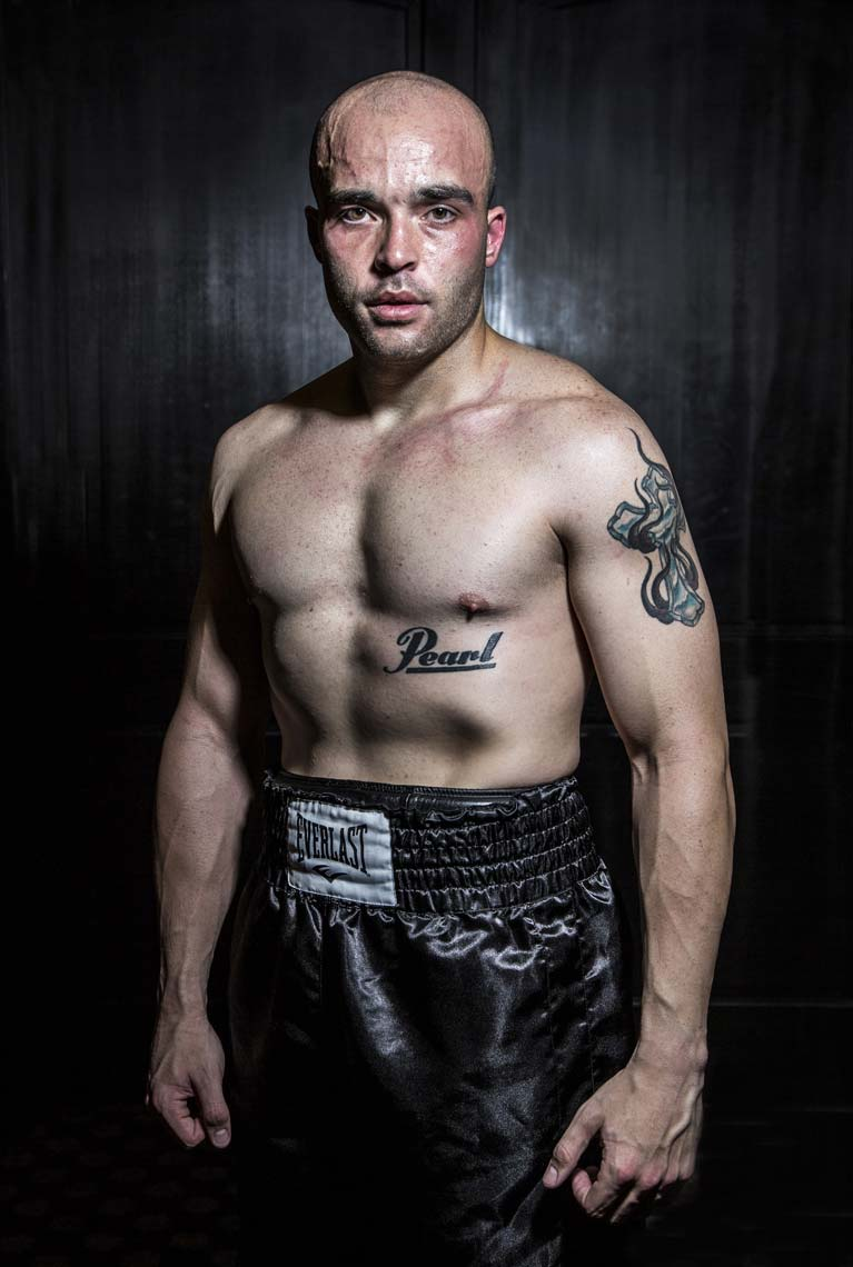 FELIX SANCHEZ FOTO | Boxers - Personal Photography Project