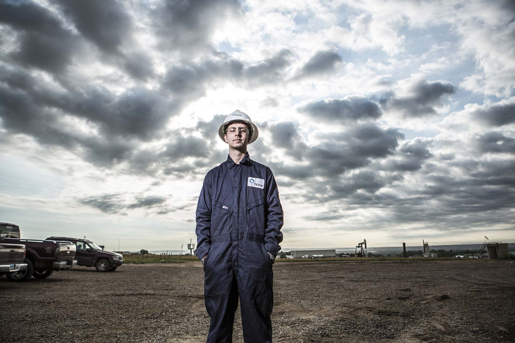 Oil & Gas Industrial Photographer Houston | Felix Sanchez
