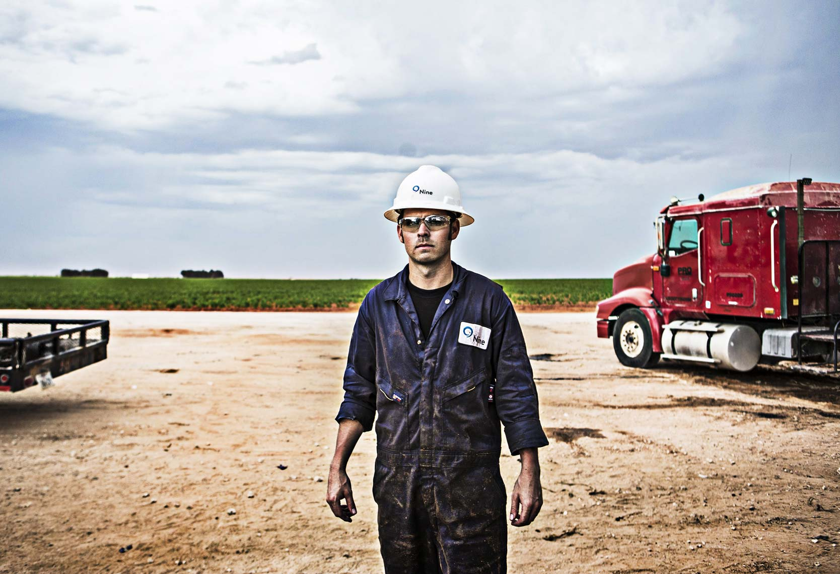 Oil & Gas Industrial Photography by Felix Sanchez